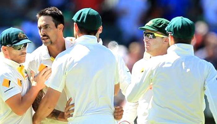 दक्षिण अफ्रीका ने की वापसी, आस्ट्रेलिया 244 पर सिमटी