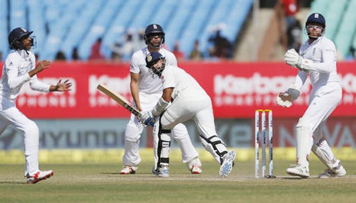 दूसरे टेस्ट में दूसरे दिन लंच के बाद से टर्न लेगी गेंद: पिच क्यूरेटर