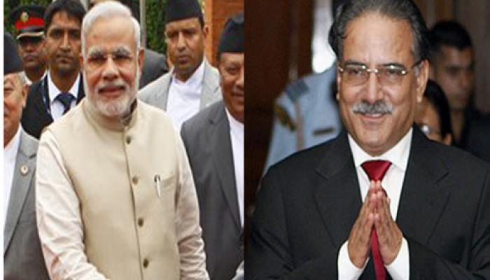 नोटबंदी : नेपाल के प्रधानमंत्री प्रचंड ने PM मोदी को फोन किया, मदद मांगी