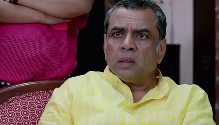 नोटबंदी : परेश रावल ने अपने अंदाज में साधा केजरीवाल और ममता बनर्जी पर निशाना