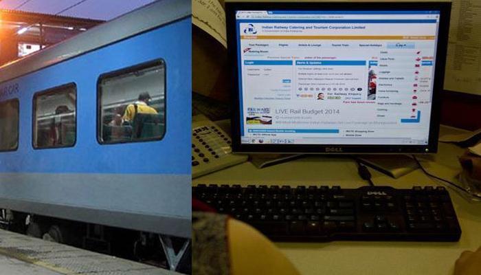 ट्रेन टिकट की ऑनलाइन बुकिंग पर 31 दिसंबर तक नहीं लगेगा सर्विस टैक्स