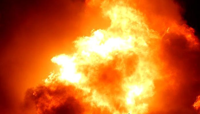 जम्मू में आग लगने से तीन लोगों की जलकर मौत