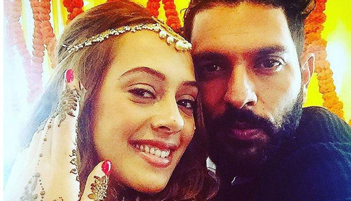 सिख रीति-रिवाज से होगी आज युवराज-हैजल की शादी, समारोह में शामिल होंगे टीम इंडिया के सितारे