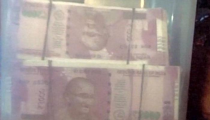 मोहाली में 42 लाख रूपये मूल्य के नकली करेंसी बरामद, सभी 2000 के जाली नोट