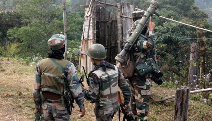 अरुणाचल प्रदेश : असम राइफल्स पर घात लगाकर किए गए हमले में 1 जवान शहीद