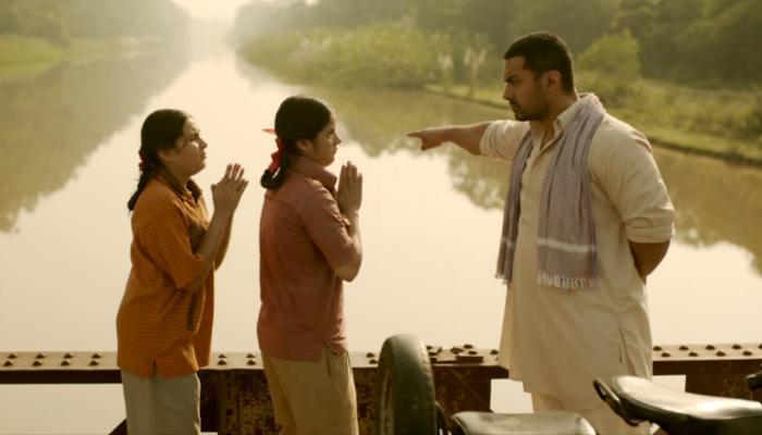 WATCH दंगल फिल्म का नया प्रोमो: पहलवान की पटखनी और 'हानिकारक बापू' की सख्ती