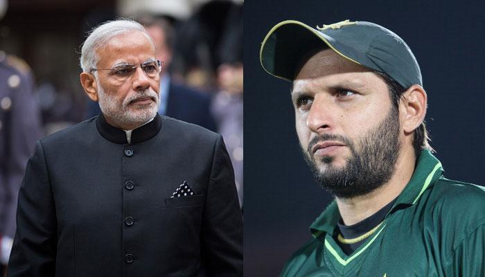 भारत में अपने फैंस की गिरफ्तारी से दुखी हैं अफरीदी, PM मोदी से करेंगे अपील