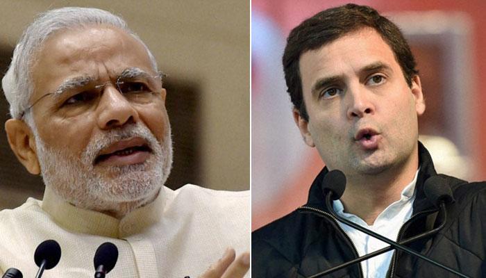 पीएम मोदी ने राहुल गांधी और मनमोहन सिंह पर किए कई वार, भूकंप वाले बयान पर ली चुटकी- देखें Video