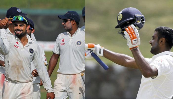 टीम इंडिया की डायरी 2016 : टेस्ट क्रिकेट में परचम लहराया, स्पिनर अश्विन ने दिखाया बल्लेबाजी का 'दमखम'