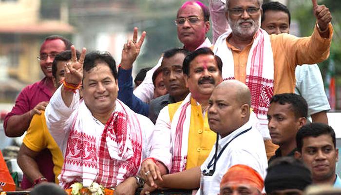 असम 2016: भाजपा की चुनावों में जीत, एपीएससी में घोटाले ने बटोरी सुर्खियां