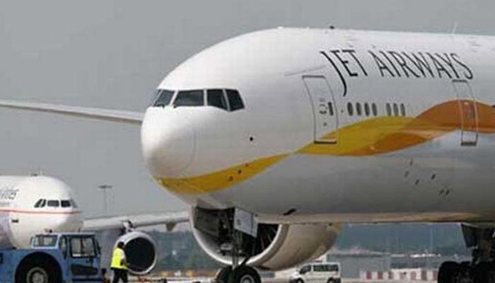 गोवा: जेट एयरवेज का विमान झटके के साथ मुड़ा, 15 यात्री घायल