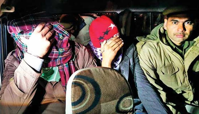 दिल्ली: अमेरिकी महिला से गैंगरेप में चार आरोपी गिरफ्तार, एक की तलाश जारी
