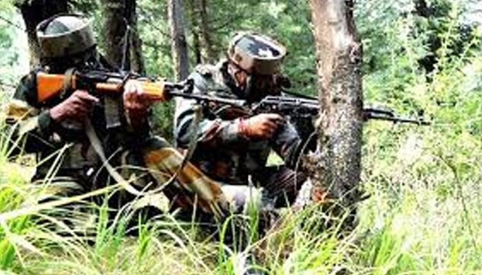 घुसपैठ की कोशिश नाकाम की, सेना ने मार गिराए 2 आतंकी