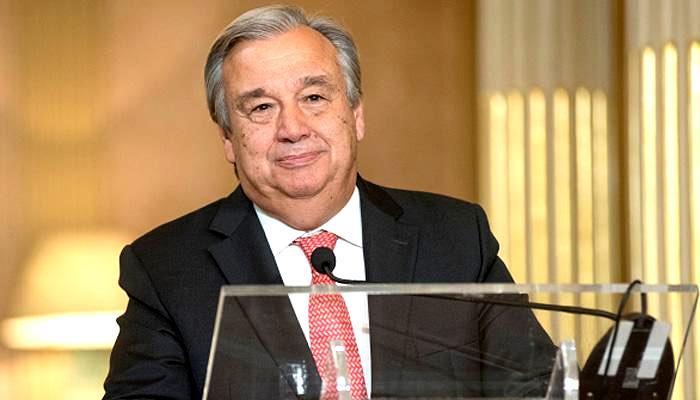'संयुक्त राष्ट्र के नए महासचिव की कश्मीर मुद्दा हल करने में कम रूचि नहीं'