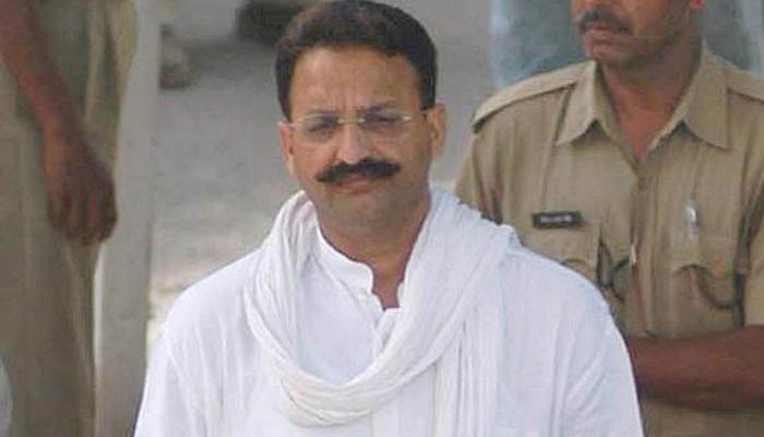 सपा से नाराज बाहुबली नेता मुख्तार अंसारी BSP में हो सकते हैं शामिल