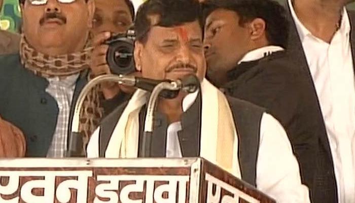 शिवपाल यादव ने अखिलेश पर कसा तंज, 11 मार्च को चुनाव नतीजे के बाद नई पार्टी बनाने का किया ऐलान