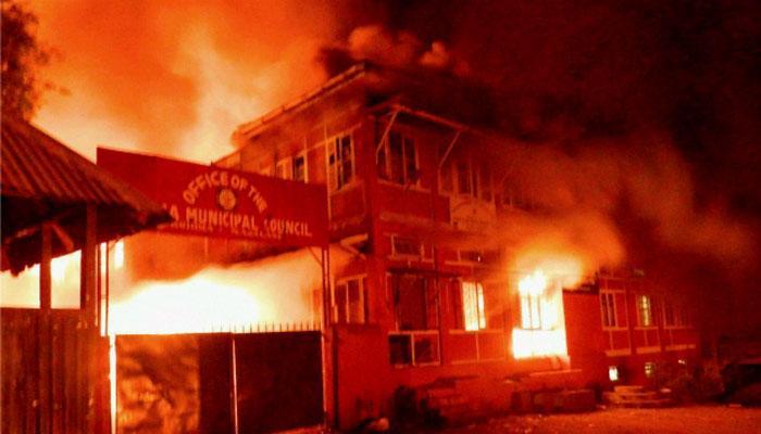 नागालैंड में हिंसा के बाद काबू में हालात, कोहिमा में सेना की पांच टुकड़ियां तैनात