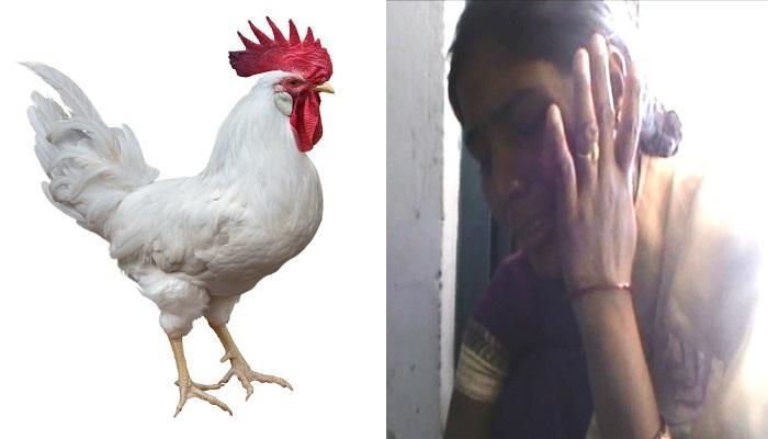 मुर्गा-मुर्गी की हत्या का मामला दर्ज, जांच में जुटी पुलिस