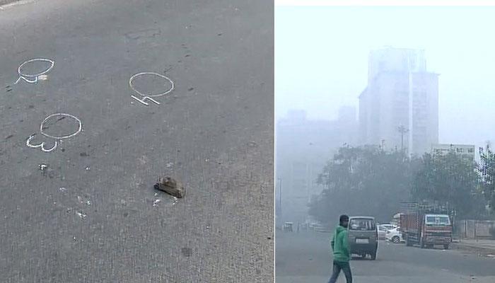 दिल्ली पुलिस और बदमाशों के बीच मुठभेड़, ईनामी अपराधी अकबर गिरफ्तार