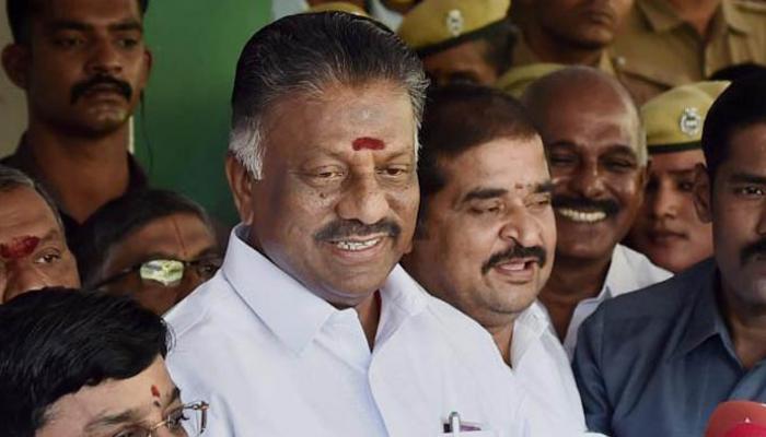 चेन्नई: पनीरसेल्वम के समर्थक विधायक बढ़े, मदुरै के सांसद भी खेमे से जुड़े