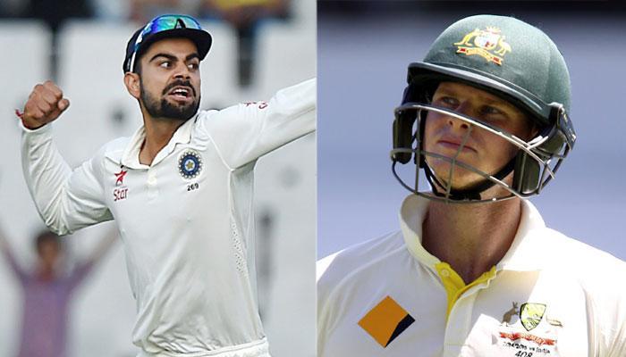 ऑस्ट्रेलियाई कप्तान स्टीव स्मिथ ने कहा, 'भारत को भारत में हराना जिंदगी का सबसे सुखद क्षण होगा'