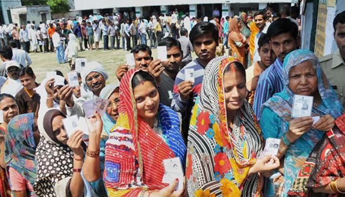 उत्तर प्रदेश चुनाव : तीसरे चरण में 69 सीटों के लिए आज डाले जाएंगे वोट