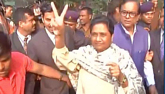 यूपी में अपने बलबूते सरकार बनाने जा रही है बसपा: मायावती