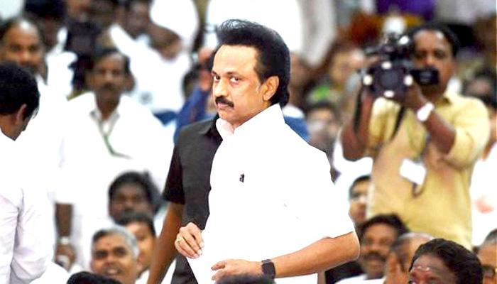 एम के स्टालिन, DMK के विधायकों, सांसदों और कार्यकर्ताओं के खिलाफ FIR दर्ज