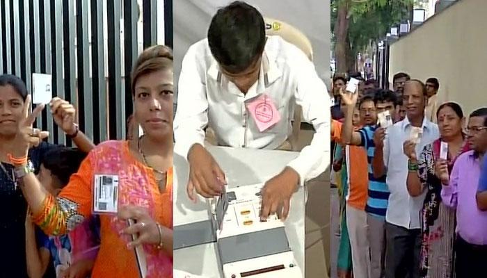 बीएमसी चुनाव में 227 सीटों के लिए वोटिंग हुई