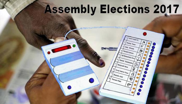 उत्तर प्रदेश विधानसभा चुनाव 2017 : चौथे चरण में 12 जिलों की 53 सीटों पर मतदान