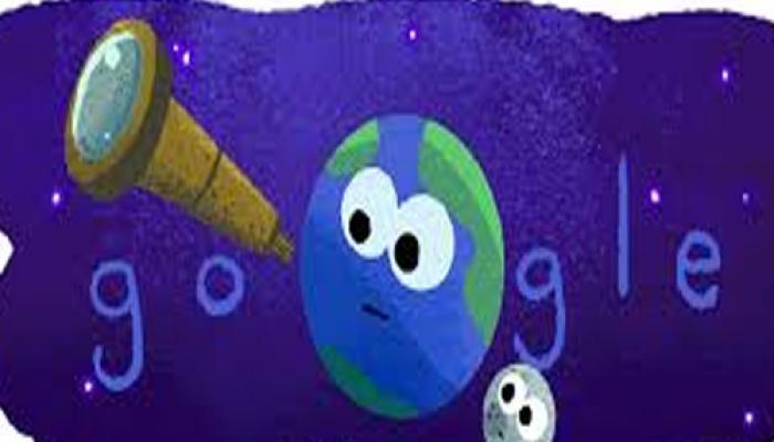 गूगल ने डूडल बनाकर नए ग्रहों की खोज को किया सलाम
