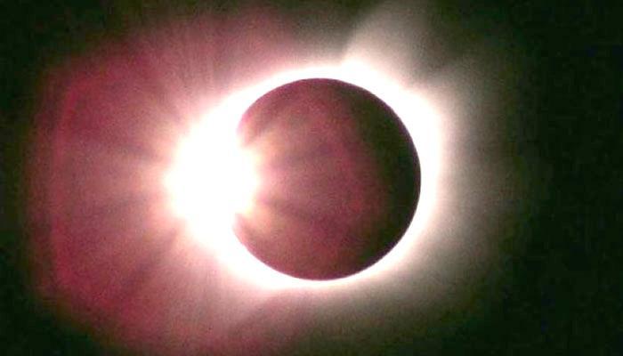 साल 2017 का पहला सूर्य ग्रहण