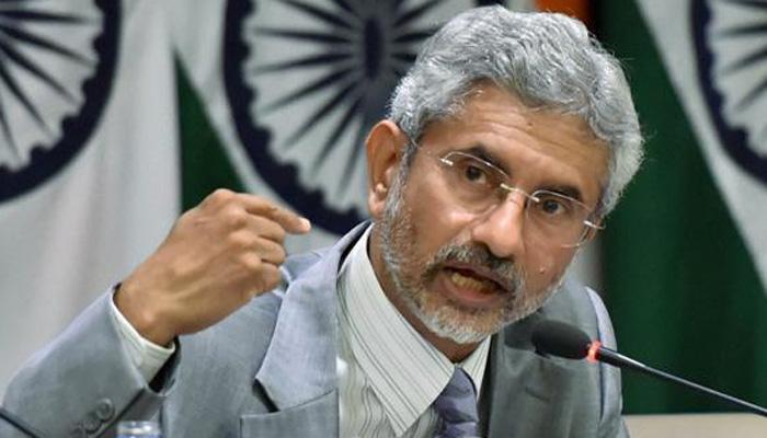 विदेश सचिव एस जयशंकर का अमेरिकी दौरा आज से, भारतीय की सुरक्षा का मुद्दा उठाएंगे