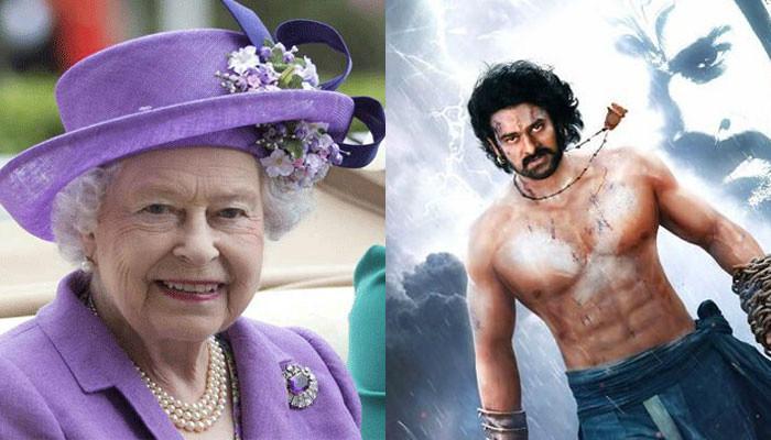 सबसे पहले ब्रिटेन की महारानी देखेंगीं बाहुबली पार्ट-2?