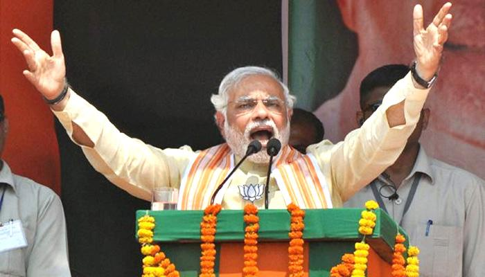 रोहनिया में बोले PM मोदी, किसानों के जीवन में लाएंगे बदलाव