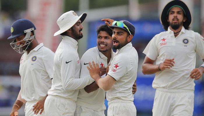 बेंगलुरु में जीत से भारत की नंबर एक रैंकिंग बरकरार