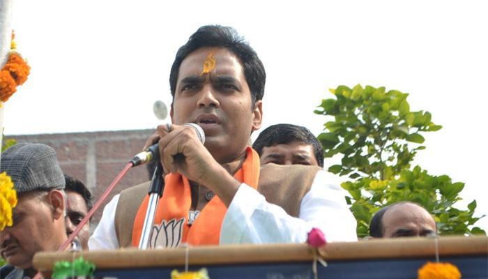 गृह मंत्री राजनाथ सिंह के बेटे पंकज सिंह नोएडा से जीते चुनाव