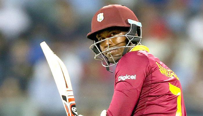 VIDEO: वेस्टइंडीज के क्रिकेटर मर्लोन सैमुअल्स करना चाहते हैं पाकिस्तान आर्मी ज्वाइन