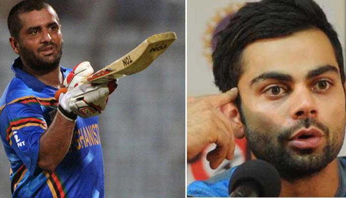 जिस अफगानी खिलाड़ी से दुनिया है अनजान, उसने विराट कोहली को पछाड़ा