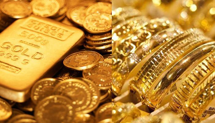 सोने में 150 रुपये की कमजोरी, चांदी में गिरावट