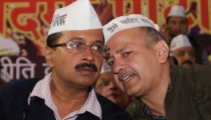 दिल्ली में फूट की ओर बढ़ रही आम आदमी पार्टी : सतीश उपाध्याय