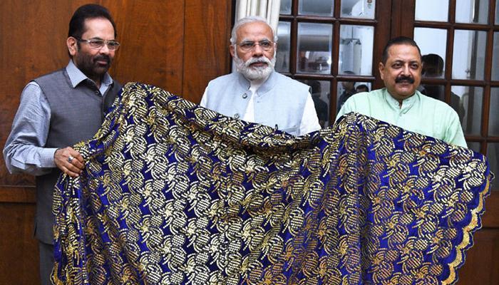 पीएम ने अजमेर शरीफ के लिए 'चादर' भेजी, लोगों को शुभकामनाएं दीं