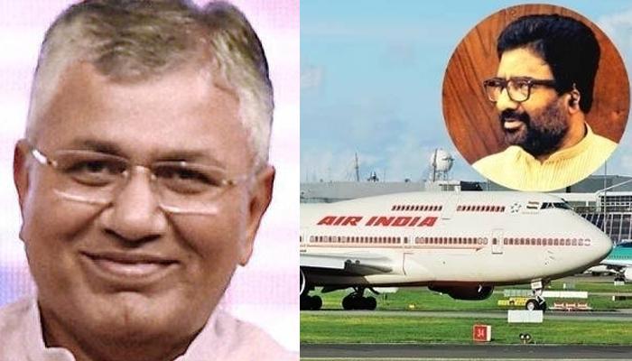 शिवसेना सांसद के हवाई सफर पर बैन को लेकर सरकार और एयर इंडिया में छिड़ी जंग