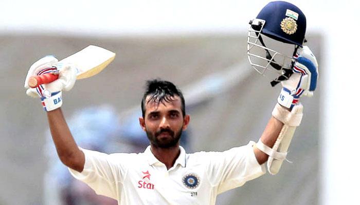 विराट के चोटिल होने के बाद अंजिक्य रहाणे बने भारत के 33वें टेस्ट कप्तान
