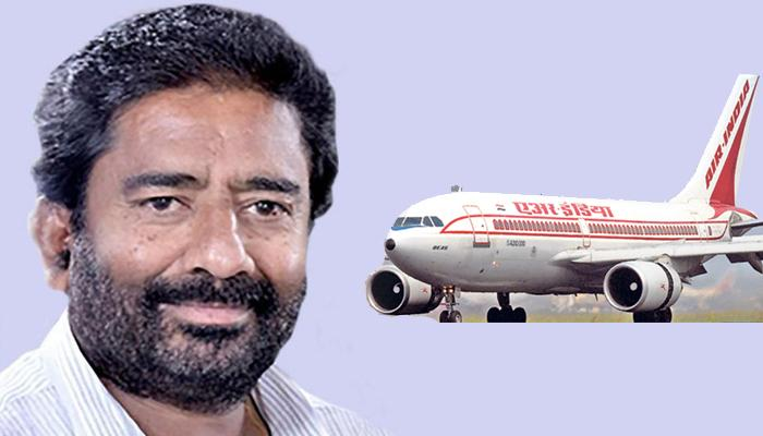 शिवसेना सांसद से हट सकता है 'उड़ान प्रतिबंध', नियमों में होगा बदलाव!