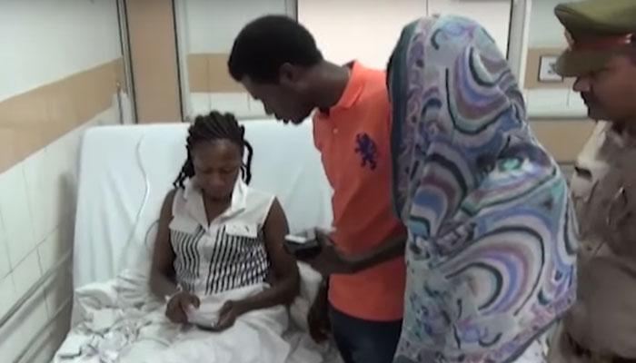 कैब से जा रही केन्याई छात्रा पर हमले की घटना फर्जी! पुलिस का दावा