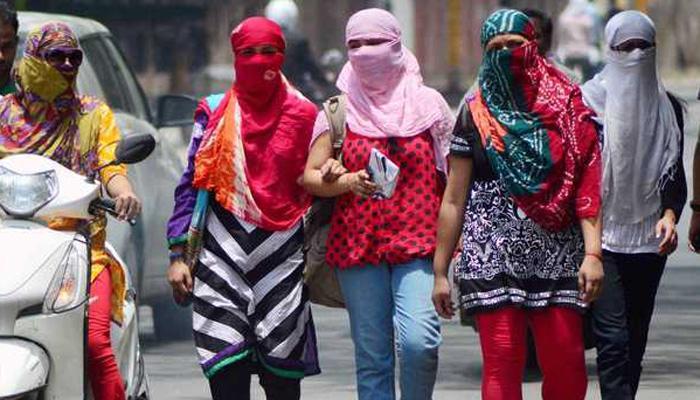 मध्यप्रदेश में चढ़ा गर्मी का पारा, ज़्यादातर हिस्से लू की चपेट में
