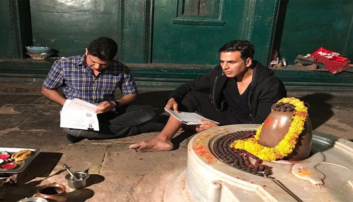 जानिए, क्यों 300 साल पुराने शिव मंदिर में अक्षय कुमार ने साइन की ये फिल्म