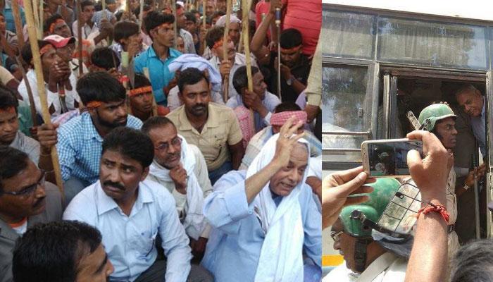 झारखंड: प्रतिबंधित रास्ते से मार्च निकाल रहे बीजेपी नेता यशवंत सिन्हा गिरफ्तार