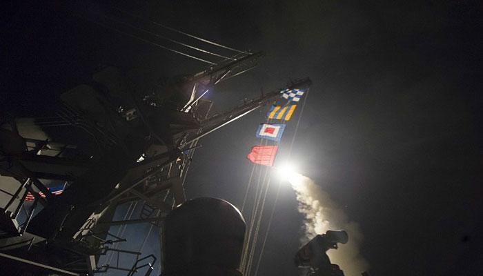 सीरिया पर मिसाइल हमला: अमेरिका पर बरसी असद सरकार, विद्रोहियों ने किया स्वागत